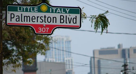 Palmerston-Little Italy Homes for Sale