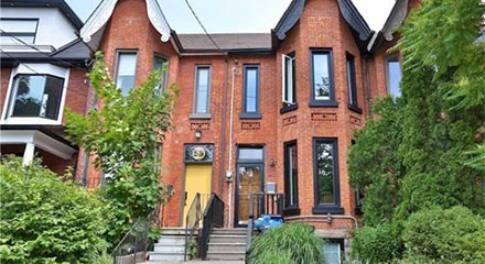 Dufferin Grove Homes for Sale